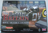LC-CS35 RAF Battle of Britain Set (22ml x 6)